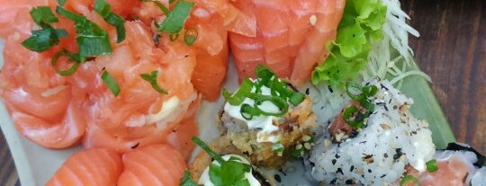 Gion Sushi Bar is one of Sushi in Porto Alegre.