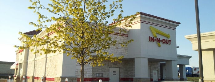 In-N-Out Burger is one of Local.