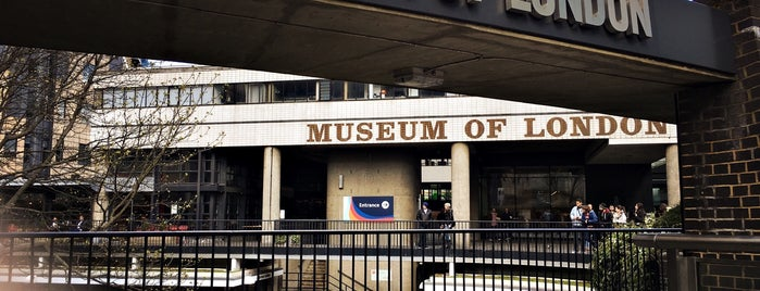 Museo de Londres is one of Bucket List Places.