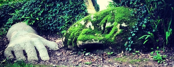 The Lost Gardens of Heligan is one of UK To-do List.