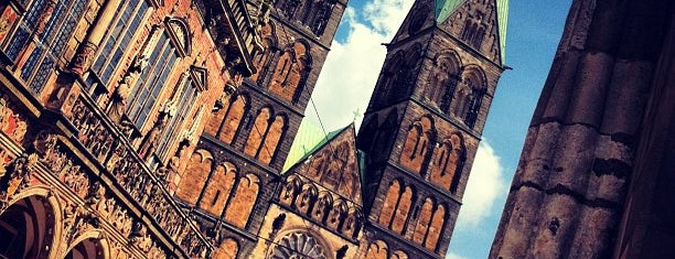 Dom St. Petri is one of Bremen.