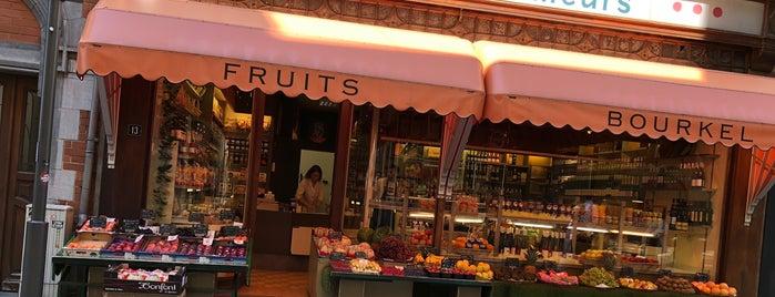 Fruits Bourkel is one of Karlsruhe + trips.