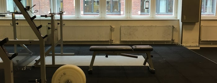 SATS is one of SATS (gym) Stockholm.