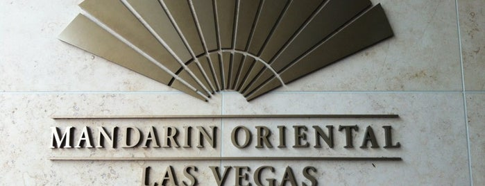 Mandarin Oriental, Las Vegas is one of Las Vegas.