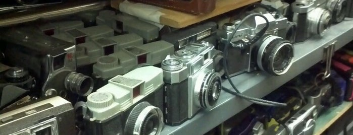 State Supply Equipment & Props is one of The 15 Best Antique Shops in New York City.