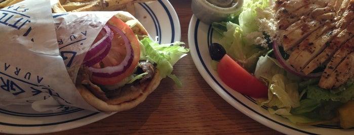 Little Greek Restaurant is one of Restaurant.