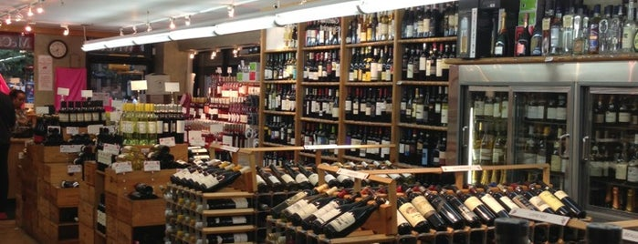 McCabes Wine & Spirits is one of NYC Wine Taste.
