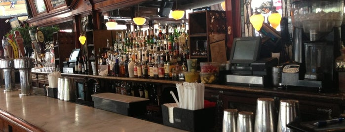 The Madison Bar and Grill is one of Hoboken.