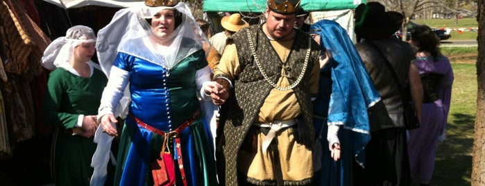Medieval Fair of Norman is one of Norman OK To Do.