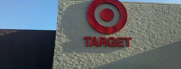 Target is one of Favorite Places to Shop.