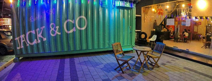 Jack & Co is one of Penang.