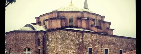 Küçük Ayasofya Camii is one of Istanbul.