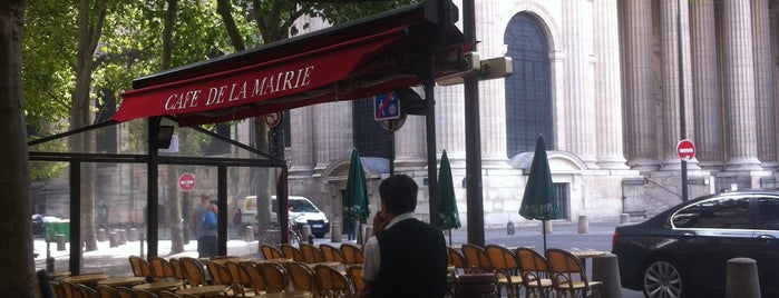 Café de la Mairie is one of Quartier Latin.