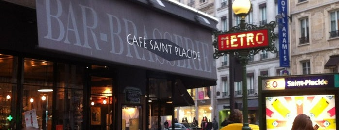 Café Saint-Placide is one of Quartier Latin.