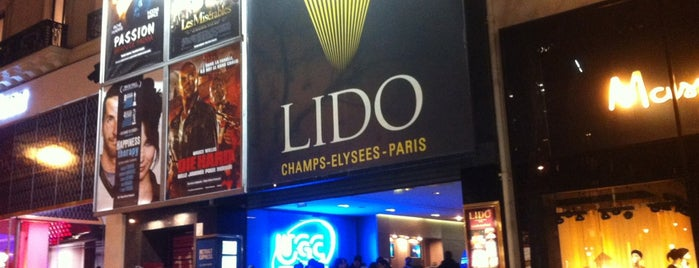 Le Lido is one of Paris, FR.