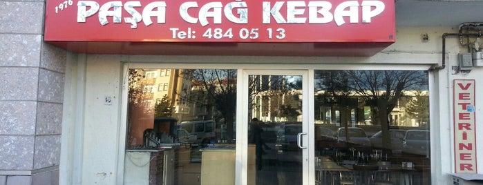 Paşa Cağ Kebap is one of Kebapçılar.