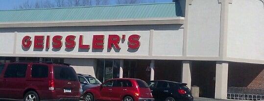 Geissler's Supermarket is one of Your Hometown Supermarket in East Windsor ct.