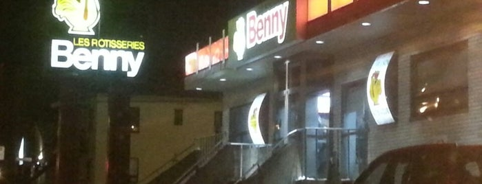 Benny BBQ is one of Restaurants.