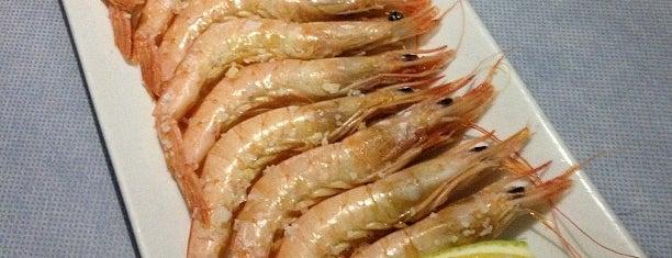 La Gamba de Oro marisco tienda online is one of Donde comer en cordoba.