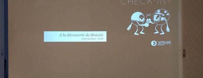 X-PRIME Groupe Paris is one of Agences Com' & Médias Sociaux parisiennes.