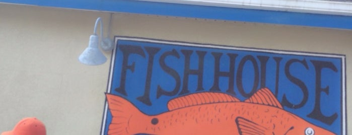 Fish House Grill is one of Restaurants Part 2.