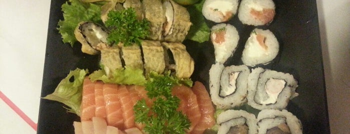 Kentaro is one of Guia Rio Sushi by Hamond.