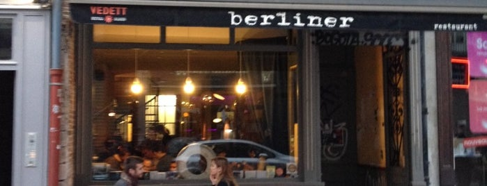 Berliner is one of Places to be in Lille.