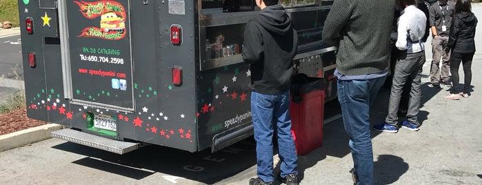 Speedy Panini is one of Food Trucks.