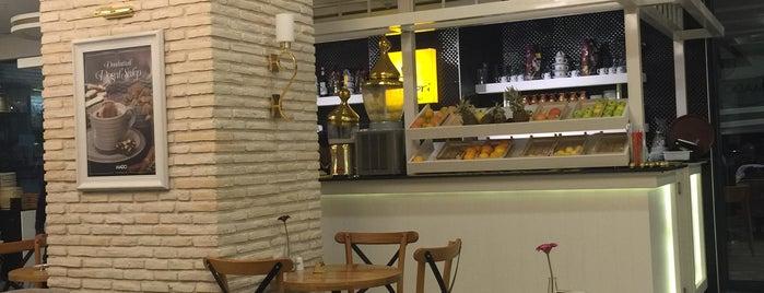 Mado is one of Konya'da Café ve Yemek Keyfi.