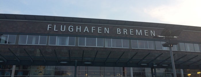 Bremen Airport (BRE) is one of Business Stops.