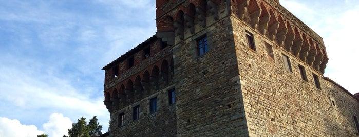 Castello Del Trebbio is one of Курорты.