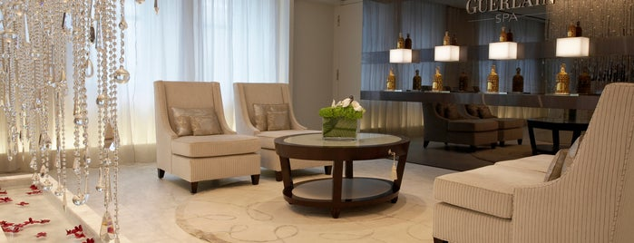 Guerlain Spa At The Waldorf Astoria is one of The 15 Best Places for a Massage in Midtown East, New York.