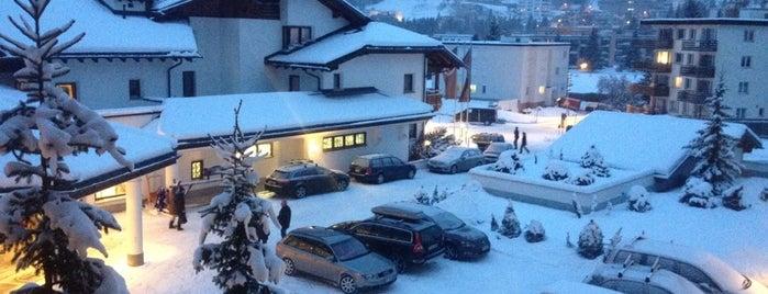 Arabella Hotel Waldhuus Davos is one of Starwood Hotels in Germany, Austria & Switzerland.