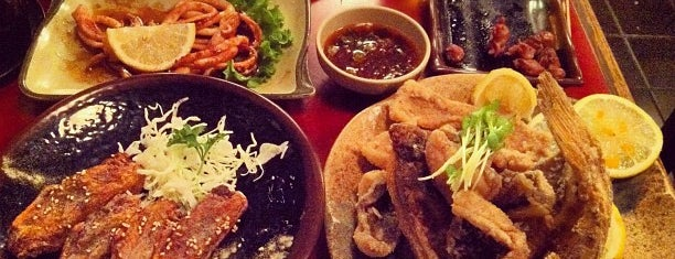 FuRaiBo Teba-Saki Chicken is one of Great US Drinking & Dining Spots.