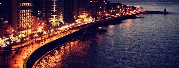 Sydney's is one of Beirut, Lebanese.