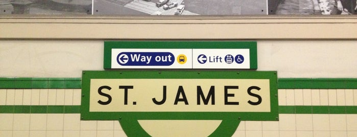 St James Station is one of Around The World: SW Pacific.