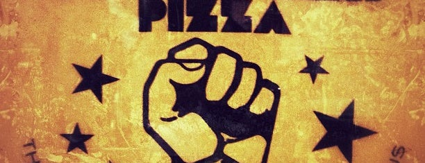 Proletariat Pizza is one of Dub-C.