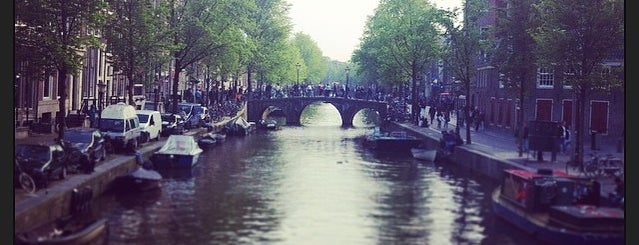 Amsterdam is one of World Capitals.