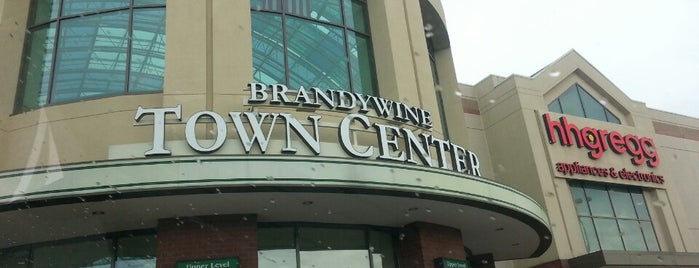 Brandywine Town Center is one of Been there / &0r Go there.