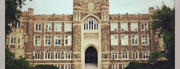 Keating Hall is one of The Fordham University Experience.