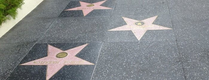 Hollywood Walk of Fame is one of Ferias USA 2012.
