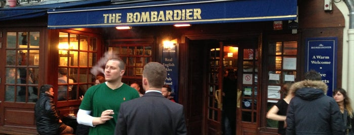 Le Bombardier is one of The Hit List.
