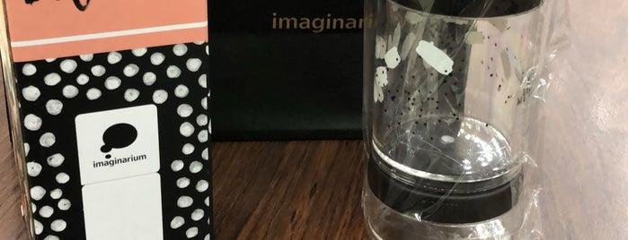 Imaginarium is one of Empresas e Estabelecimentos de Botafogo RJ.