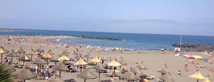Playa de Las Américas is one of Islas Canarias: Tenerife.