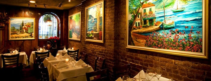 Le Rivage is one of NYC to do.