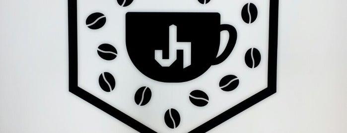 Café J-Holic is one of A SEM IN KOREA!.
