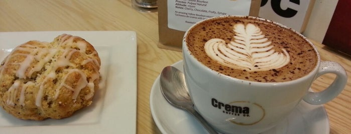 Crema Coffee is one of Toronto.