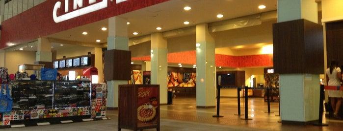 Cinemark is one of comércio & serviços.