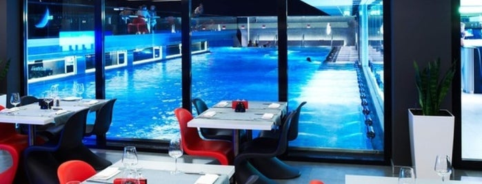 VODA aquaclub & hotel is one of Клубы и рестораны!.