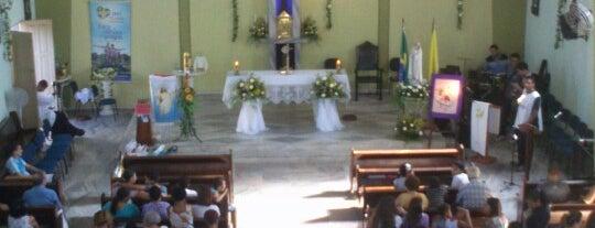 Paróquia Nossa Senhora do Rosário de Pompeia is one of Igrejas [Churches]: Nossa Senhora do Rosário.